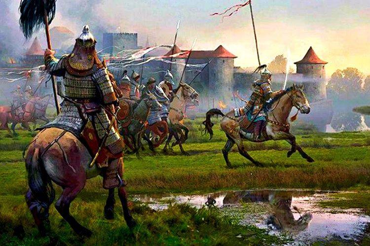 Cengiz Han ele geçirdiği şehirlerde otorite kurabilmek Türk ve Müslümanları katlettiriyordu.