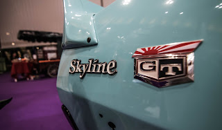 1973 Nissan GT-R Skyline