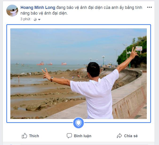 Hướng dẫn bảo vệ hình ảnh trên facebook bằng tính năng Profile Picture Guard