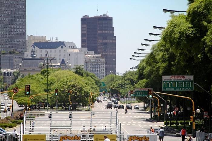 9 Buenos Monde Aires Route Julio La Plus Large Du La De Argentine