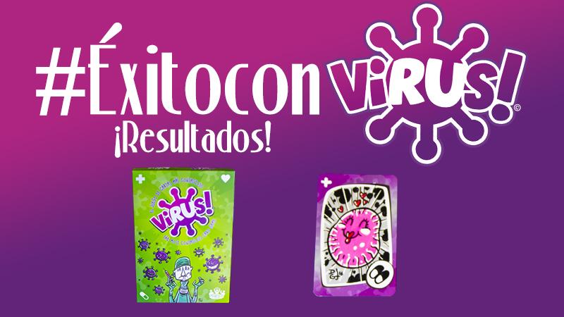 Xito y error resultados de xitoconvirus - Juego mesa virus ...