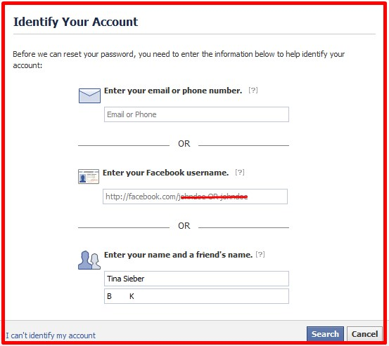 what happens if your facebook account is hacked