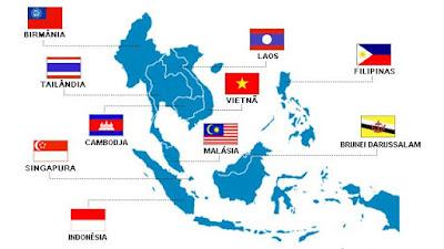 Soal Pilihan Ganda Unsur Geografi, Penduduk Asia Tenggara