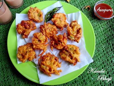 Kanda bhaji onion fritters indian street food recipe forumfinder Images
