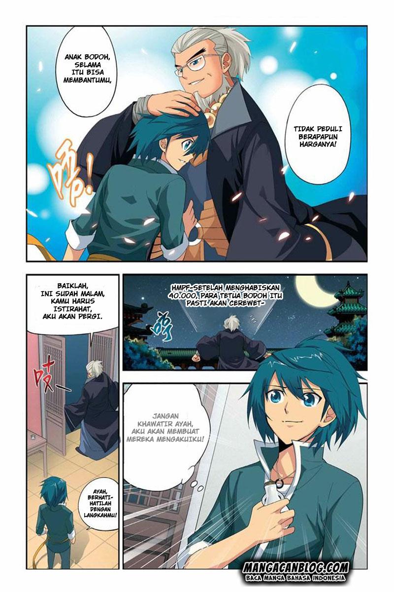 Battle Through Heaven Chapter 09-8