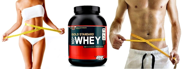 Whey protein subir de peso Gold Standard