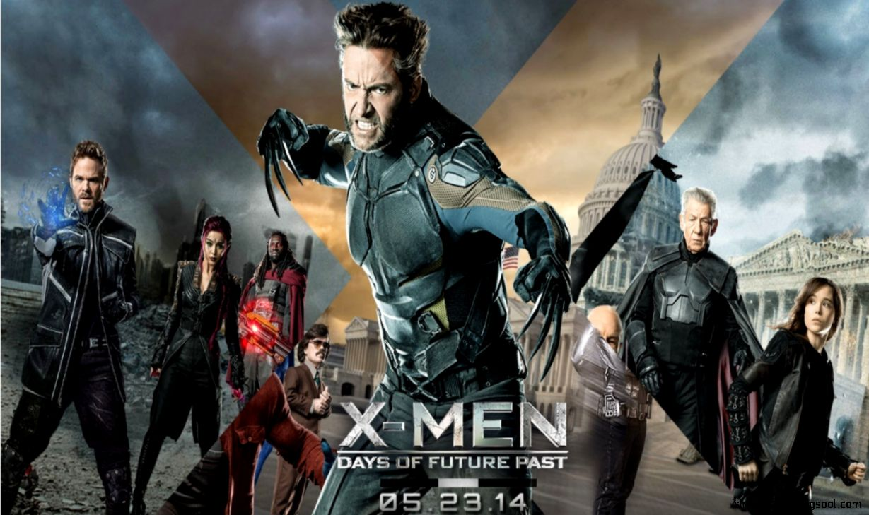 X Men Days Of Future Past Wallpaper Image Wallpapers
