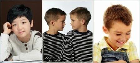 Model Rambut Anak Laki-Laki yang Populer | Gaya dan Model ...