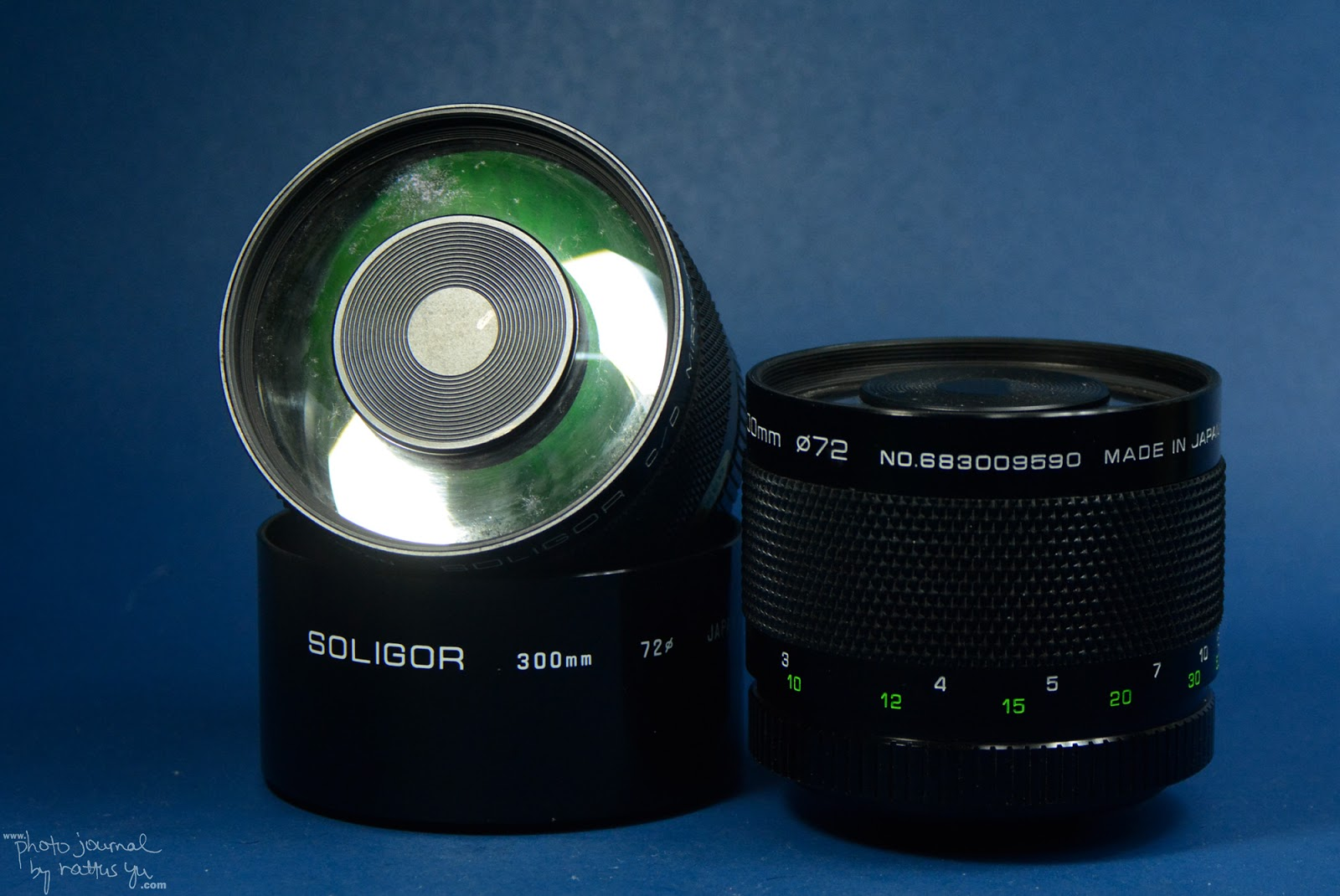 Shootout for the Soligor C/D 300mm f/5.6 (Mirror Lens by Komine)