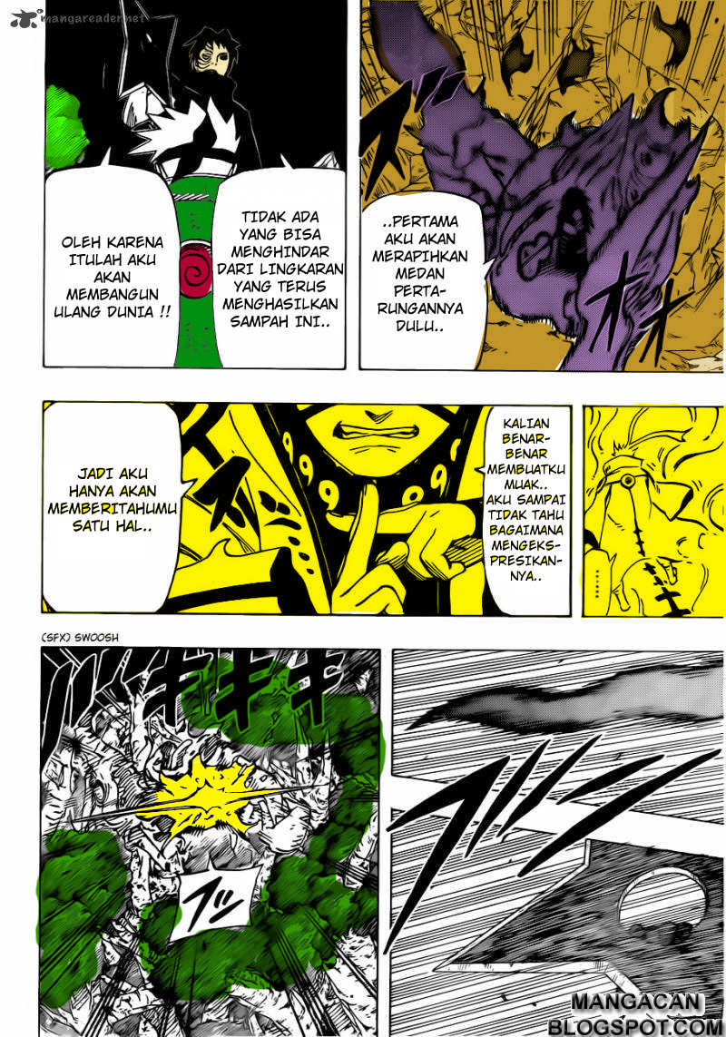 komik berwarna naruto episode 607