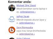 Inilah widget komentar yang ringan untuk blogspot