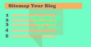 Cara membuat sitemap berdasarkan waktu postingan