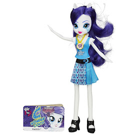 MLP Equestria Girls Friendship Games School Spirit Rarity Doll