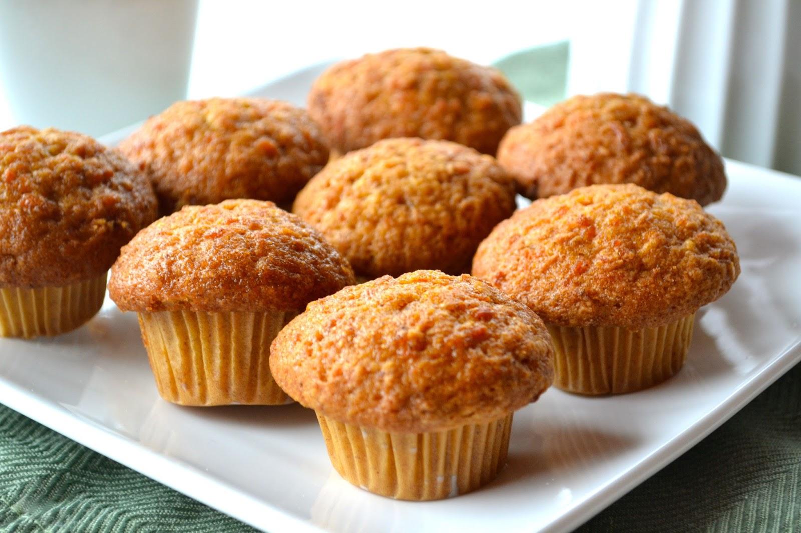 Paleo Carrot And Raisin Muffin Recipe