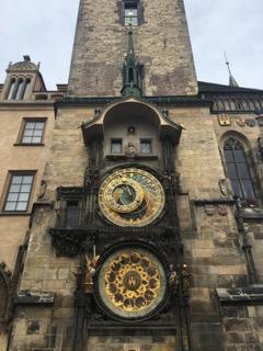 prague czech republic wanderlust travelblog europe astronomical clock