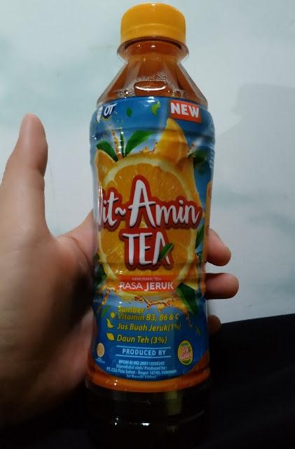 Vit-Amin Tea review