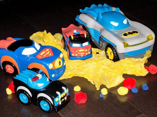 Herodrive Review: DC Super Friends Toy Vehicles for Preschoolers