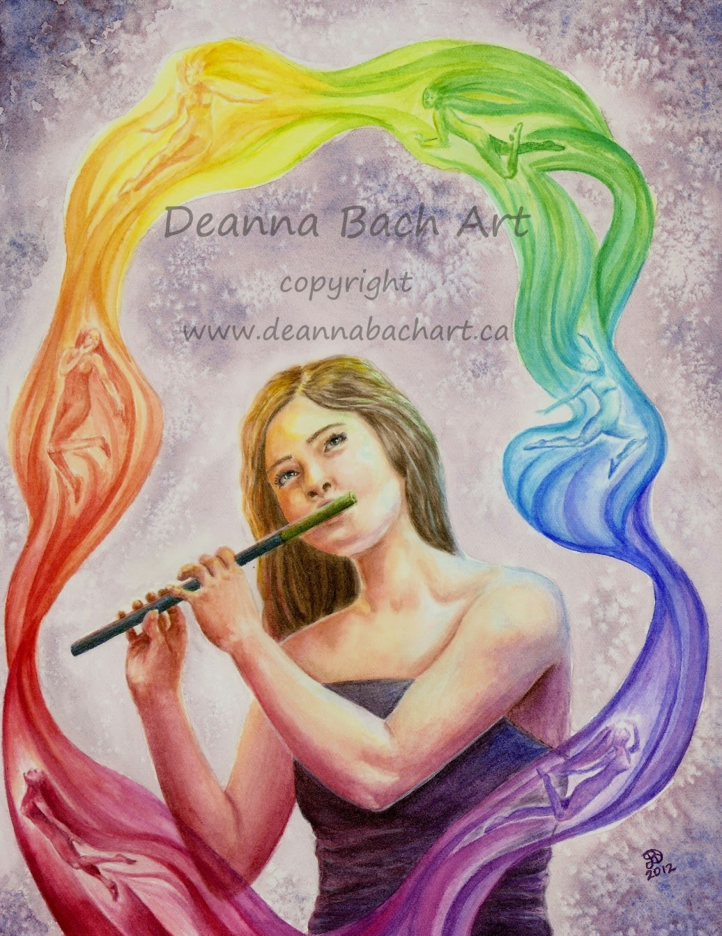 Enchanted Visions by Enchanted Visions Artist, Deanna Bach