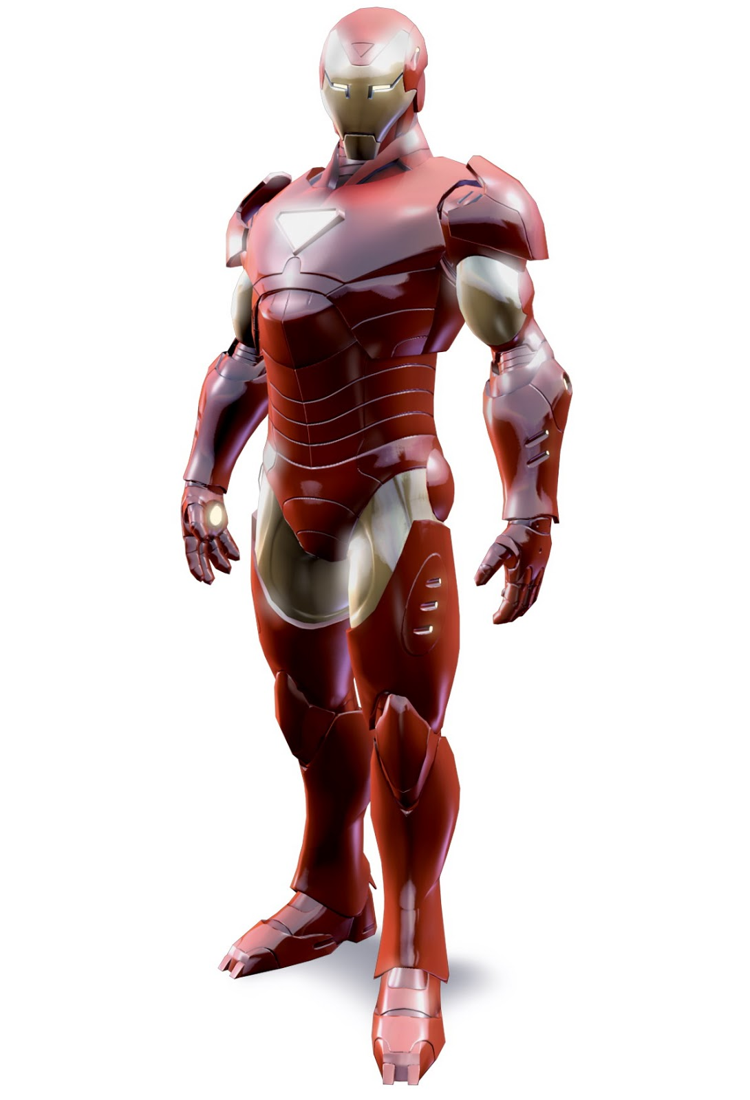 TOP FIVE: TOP FIVE BEST IRON MAN ARMORS