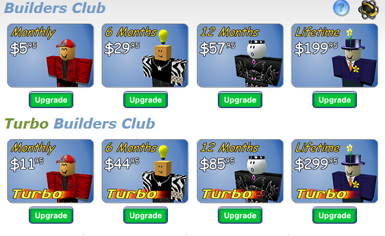 roblox outrageous builders club