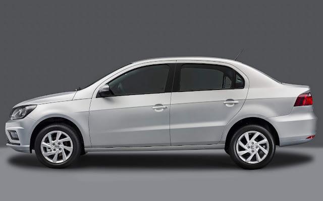 Volkswagen Voyage 2019