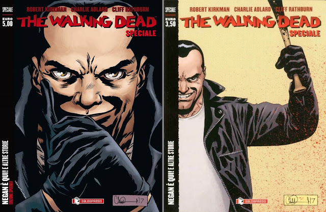 The Walking Dead - Negan è qui e altre storie (variant da edicola + regular)