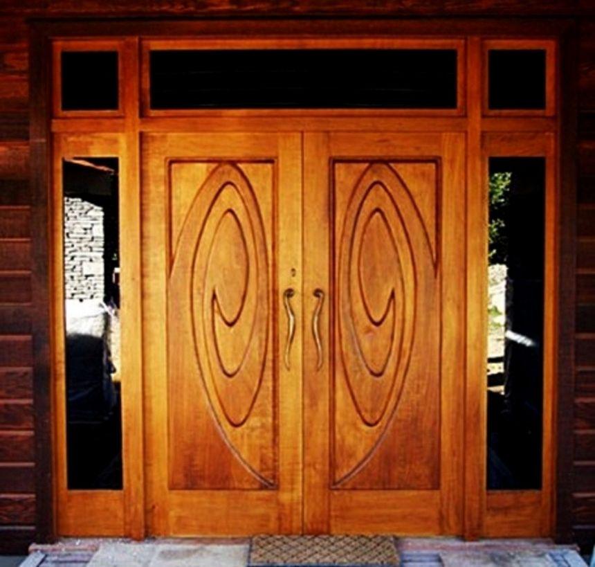 pintu kupu tarung ukir 4