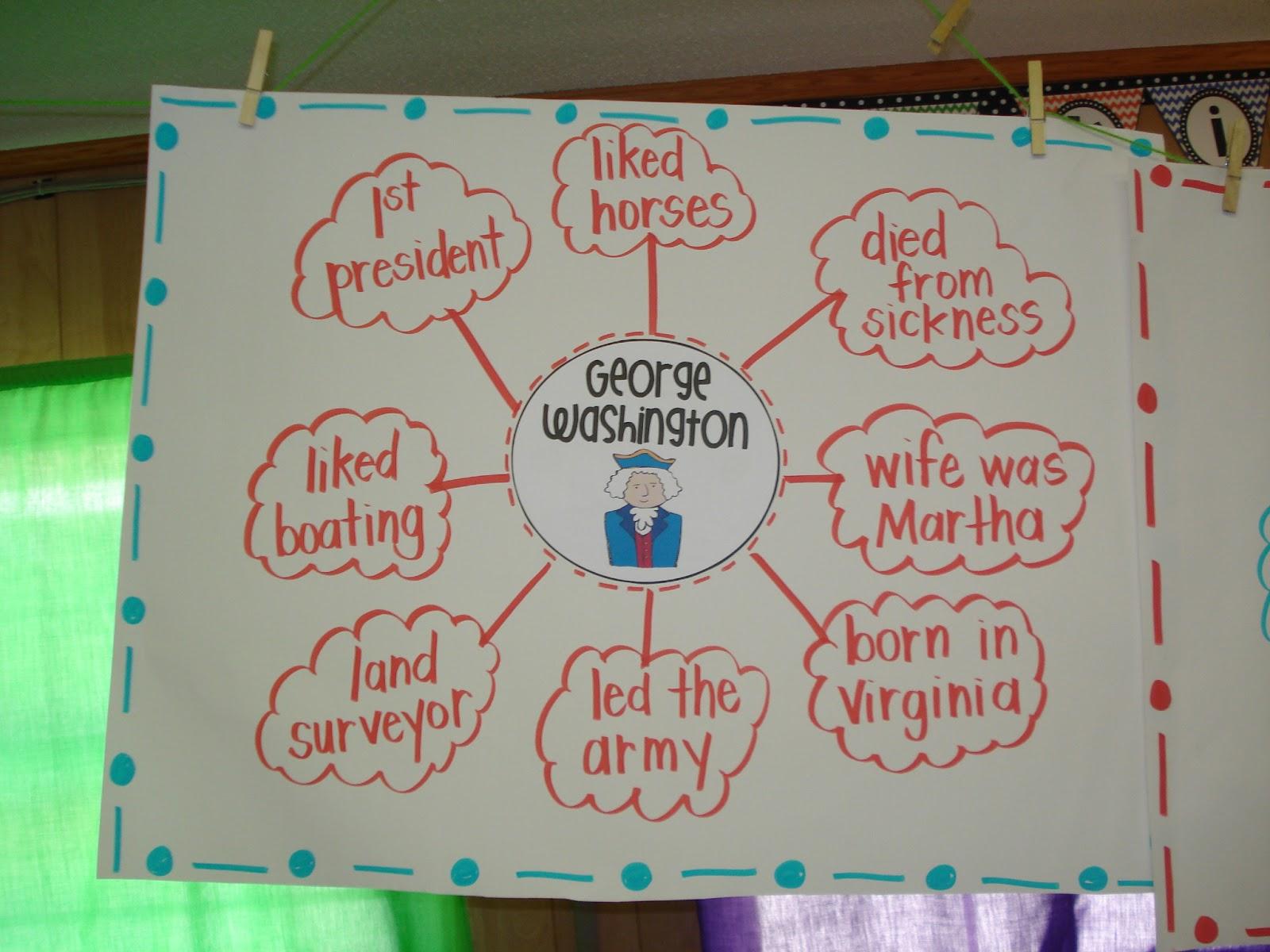 George Washington And An Update