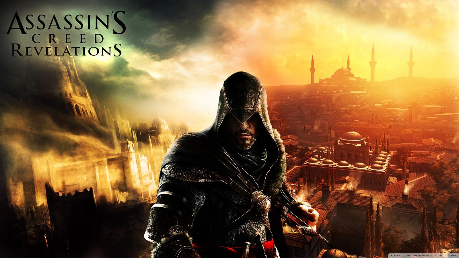 Assassins Creed Wallpaper 1080p: Freaking Spot: Assasin's Creed Full HD 1080p Wallpapers