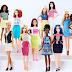 Mattel y las nuevas barbies fashionistas.