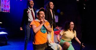 DELETRE - ANDO: El musical en Teatro DECA 2