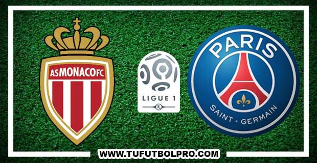 Ver Monaco vs PSG EN VIVO Por Internet Hoy 26 de Noviembre 2017