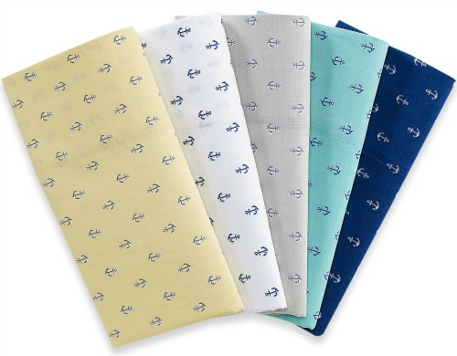 Simple Anchor Sheets