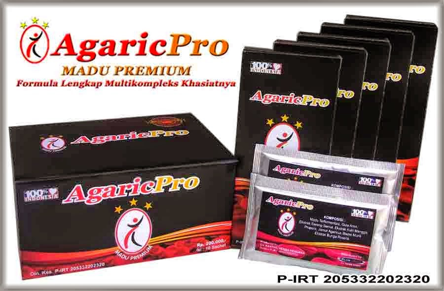 AgaricPro Obat Hernia Paling Ampuh