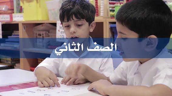 حل درس أسافر إلى الفضاء لغة عربية الصف الثاني