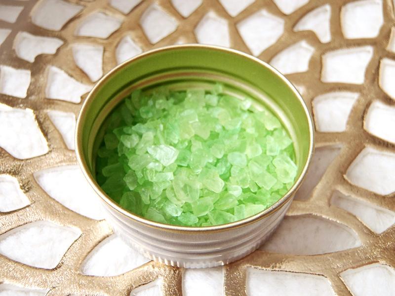 sole do kąpieli Cien, sole do kąpieli z Lidla, cien sól pielęgnująca