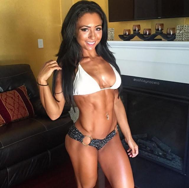 Ashley Nocera panties
