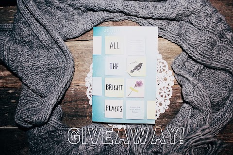 GIVEAWAY: All The Bright Places by Jennifer Niven (US ONLY)