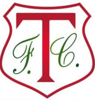 Logo do Taipas Futebol Clube
