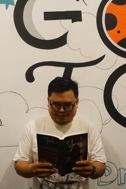Yorick, Novel ini seperti cermin bagi saya
