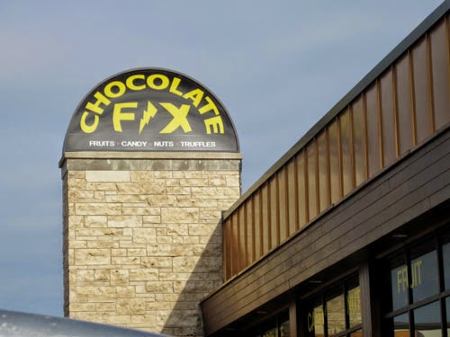 Get your chocolate fix at Chocolate F/X.