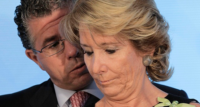 Los regalos de Gürtel a los miembros del Gobierno de Esperanza Aguirre