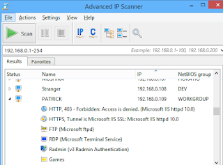 Advanced IP Scanner 2019 Free Download