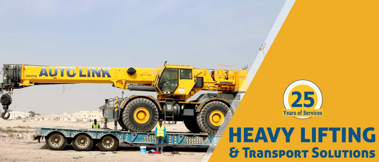 Heavy equipment supplier Pakistan |Crane Rental Pakistan