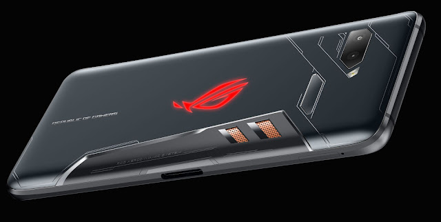 ASUS ROG Phone dengan Snapdragon 845