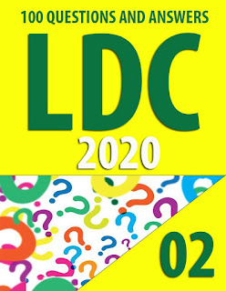 Download Weekly 100 Question and Answers for LDC 2020 - 02