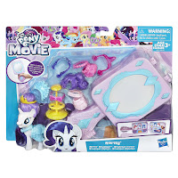 MLP the Movie Rarity Mirror Boutique Folding Playset