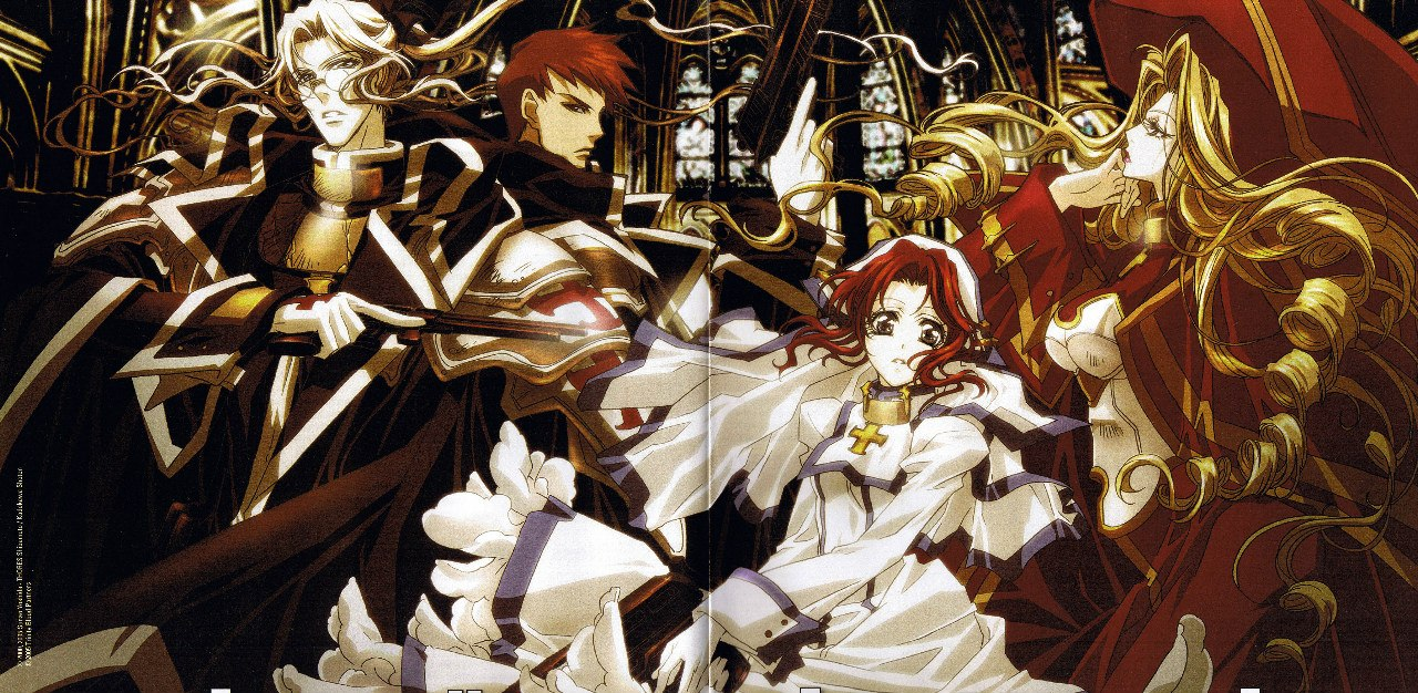 Trinity blood big breasts