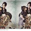 Manisnya Ayu Ting Ting dan Bilqis Pakai Baju 'Couple' Ibu dan Anak, Intip 5 Fotonya