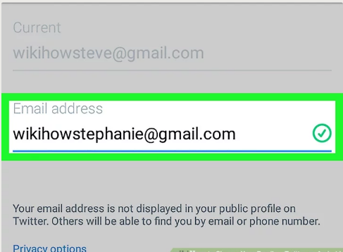 How to Change Your Email on Twitter